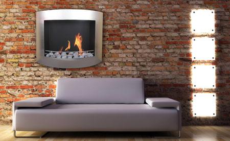 kamin alternative klimaanlage zu hause. Black Bedroom Furniture Sets. Home Design Ideas